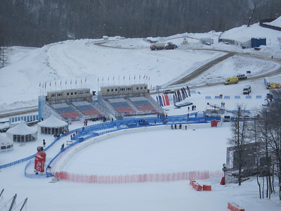 FIS World Cup - Sochi, Russia - Feb. 11-12, 2012