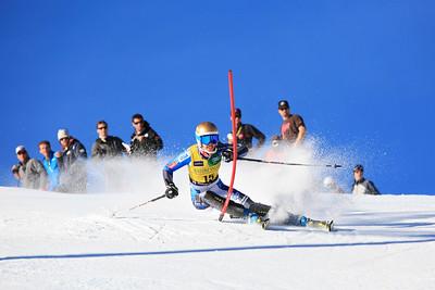 Lila Lapanja Women's Slalom 2013 Nature Valley U.S. Alpine Championships at Squaw Valley, California Photo: Sarah Brunson/U.S. Ski Team
