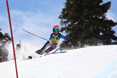 Jessica Reinhart Women's Slalom 2013 Nature Valley U.S. Alpine Championships at Squaw Valley, California Photo: Sarah Brunson/U.S. Ski Team