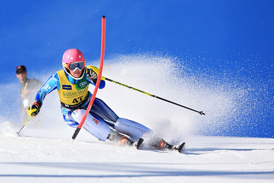 Emilie Lamoureux Women's Slalom 2013 Nature Valley U.S. Alpine Championships at Squaw Valley, California Photo: Sarah Brunson/U.S. Ski Team