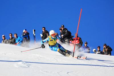 Tonje Sekse Women's Slalom 2013 Nature Valley U.S. Alpine Championships at Squaw Valley, California Photo: Sarah Brunson/U.S. Ski Team