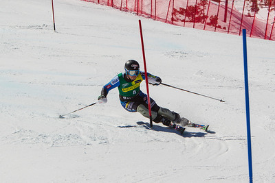 David Chodounsky Men's Slalom 2013 Nature Valley U.S. Alpine Championships at Squaw Valley, California Photo: Mark Epstein/U.S. Ski Team