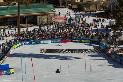 Women's Slalom 2013 Nature Valley U.S. Alpine Championships at Squaw Valley, California Photo: Mark Epstein/U.S. Ski Team