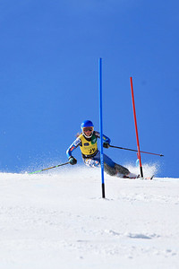 Lauren Samuels Women's Slalom 2013 Nature Valley U.S. Alpine Championships at Squaw Valley, California Photo: Sarah Brunson/U.S. Ski Team