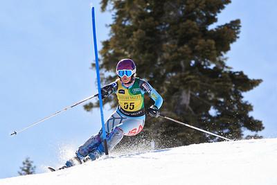 Miranda Sheely Women's Slalom 2013 Nature Valley U.S. Alpine Championships at Squaw Valley, California Photo: Sarah Brunson/U.S. Ski Team