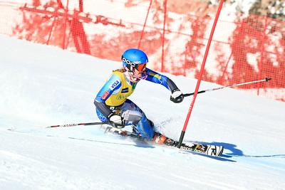Women's Slalom 2013 Nature Valley U.S. Alpine Championships at Squaw Valley, California Photo: Sarah Brunson/U.S. Ski Team