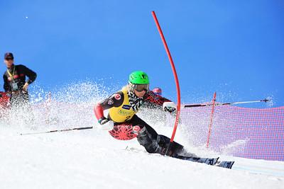 Ana Kobal Women's Slalom 2013 Nature Valley U.S. Alpine Championships at Squaw Valley, California Photo: Sarah Brunson/U.S. Ski Team