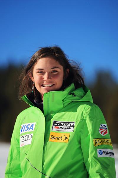 Julia Ford<br /> 2012-13 U.S. Alpine Ski Team<br /> Photo: U.S. Ski Team