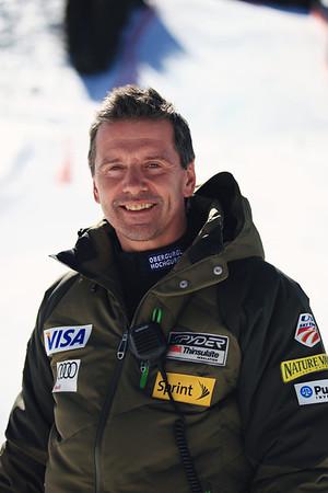 2012-13 U.S. Alpine Ski Team Headshots & Team Photos
