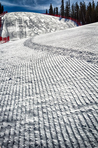 The U.S. Ski Team Speed Center at Copper Mountain (Tripp Fay/Copper Mountain)