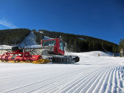 The U.S. Ski Team Speed Center at Copper Mountain (Doug Haney/USSA)