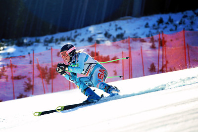 2012 U.S. Ski Team invitational NorAm qualifications at the U.S. Ski Team Speed Center at Copper Mountain. Photo: U.S. Ski Team