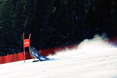 Megan McJames 2012 U.S. Ski Team invitational NorAm qualifications at the U.S. Ski Team Speed Center at Copper Mountain. Photo: U.S. Ski Team