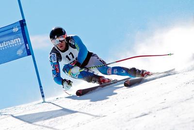 Bryce Bennett FIS races at Copper November 15, 2012 Photo: Eric Schramm