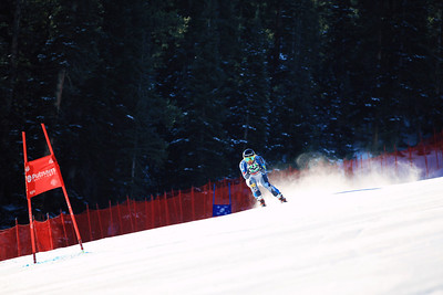 Stacey Cook 2012 U.S. Ski Team invitational NorAm qualifications at the U.S. Ski Team Speed Center at Copper Mountain. Photo: U.S. Ski Team