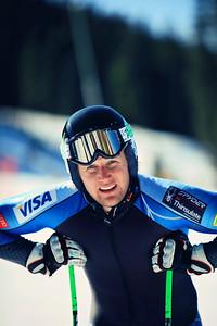 Andrew Weibrecht  2012 U.S. Ski Team invitational NorAm qualifications at the U.S. Ski Team Speed Center at Copper Mountain. Photo: U.S. Ski Team