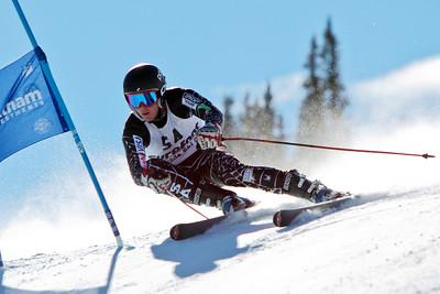 Ronald Berlack FIS races at Copper November 15, 2012 Photo: Eric Schramm