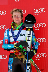 Ted Ligety Audi Birds of Prey Giant Slalom in Beaver Creek, CO Dec. 2, 2012 Photo © Eric Schramm Image my be used for editoria purposes only.