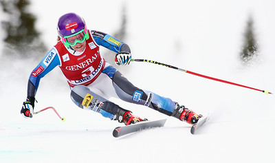 Alice McKennis Audi FIS Alpine World Cup - Lake Louise, Canada - Nov. 30-Dec. 2 Photo © Roger Witney Image may be used for editorial use only.