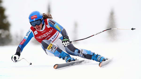 Leanne Smith Audi FIS Alpine World Cup - Lake Louise, Canada - Nov. 30-Dec. 2 Photo © Roger Witney Image may be used for editorial use only.