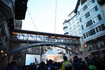 Nature Valley First Tracks 2012-13 U.S. Alpine Ski Team Announcement at Arrabelle Square in Vail, CO. Photo: Sarah Brunson