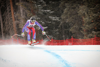 Douglas Crawford, Great Britain Nature Valley U.S. Alpine Championships - Downhill Copper Mountain Photo © Tripp Faye/Copper Mountain Image may be used for editorial use only.