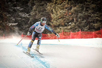 Jared GOLDBERG  Nature Valley U.S. Alpine Championships - Downhill Copper Mountain Photo © Tripp Faye/Copper Mountain Image may be used for editorial use only.