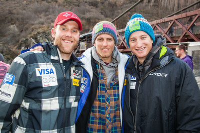 Will Brandenburg, Tommy Ford and Tim Jitloff (New Zealand Tourism)