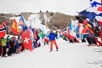 Ted Ligety's homecoming celebration at Park City Mountain Resort in Park City, Utah Photo: Sarah Brunson/U.S. Ski Team