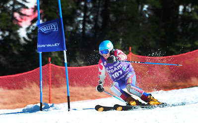 2014 Nature Valley U.S. Alpine Championships Pro-Am Race - Squaw Valley, CA