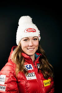 Mikaela Shiffrin 2013-14 U.S. Alpine Ski Team Photo: Sarah Brunson/U.S. Ski Team