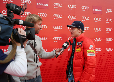 Ted Ligety 2013 Audi FIS Alpine World Cup - Soelden, Austria Photo compliments of Audi