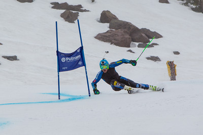 Ted Ligety 2013 Spring Camp at Mammoth, CA Photo: Mark Epstein/U.S. Snowboarding