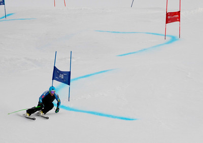 2013 U.S. Ski Team training - Coronet Peak, New Zealand