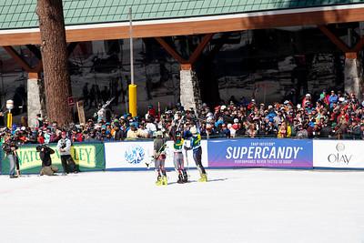 Slalom 2014 Nature Valley U.S. Alpine Championships at Squaw Valley Photo: U.S. Ski Team