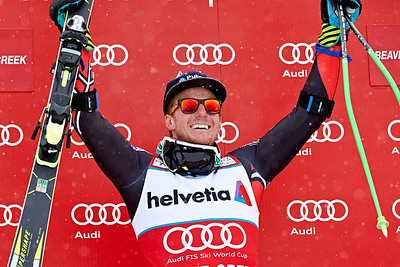 2013 Audi Birds of Prey FIS World Cup in Beaver Creek, CO. Men's Giant Slalom Ted Ligety Photo © Jesse Starr/Vail Resorts Photo may be used for editorial purposes only.