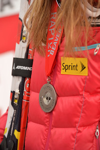 Mikaela Shiffrin 2013 Audi Raptor FIS World Cup at Beaver Creek, CO. Women's GS Photo: Grafton Smith