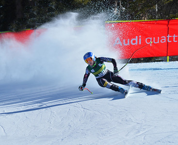 Julia Ford Nature Valley Raptor Downhill World Cup at Beaver Creek, CO - home of the 2015 FIS Alpine World Ski Championships Photo: Grafton Smith