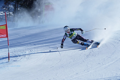 Jacqueline Wiles Nature Valley Raptor Downhill World Cup at Beaver Creek, CO - home of the 2015 FIS Alpine World Ski Championships Photo: Grafton Smith