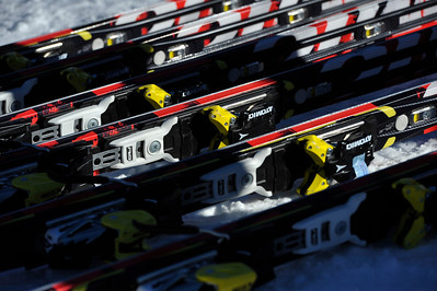 2013 Audi Raptor FIS World Cup at Beaver Creek, CO. Women's Downhill Photo: Grafton Smith