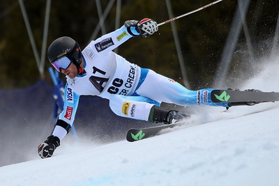 David Chodounsky GS 2014 Audi FIS Ski World Cup - Audi Birds of Prey in Beaver Creek, CO. Photo © Eric Schramm