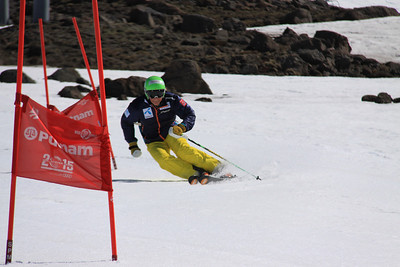 2014 Men's Slalom Camp - Mt. Hood, OR