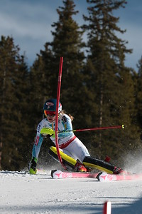 Mikaela Shiffrin Women's Slalom 2015 FIS Alpine World Ski Championships at Vail/Beaver Creek Photo © Ryan Molde