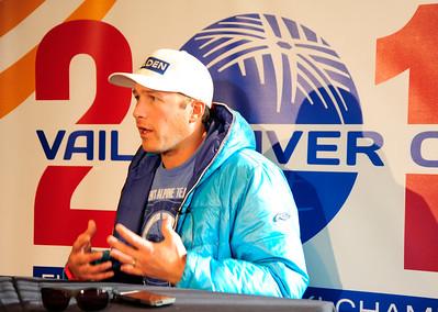 Bode Miller Press Conference