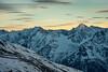 Dawn in the Tirol