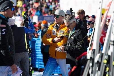 Downhill 2015 Audi FIS Ski World Cup - Audi Birds of Prey at Beaver Creek, CO Photo © Eric Schramm Photography
