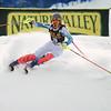 Resi Stiegler<br /> Slalom Day 2<br /> 2015 Nature Valley Aspen Winternational - Aspen, CO<br /> Photo: Sarah Brunson/U.S. Ski Team