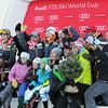 Team Celebration at Nature Valley Aspen Winternational