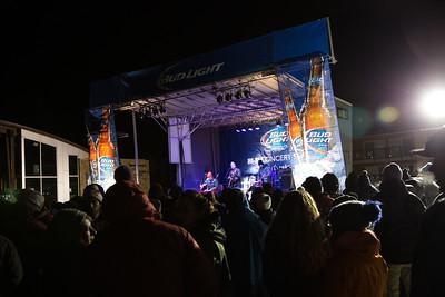 Jamestown Revival Concert, Slalom Awards and Fireworks 2015 Nature Valley Aspen Winternational - Aspen, CO Photo © U.S. Ski Team