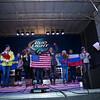 Mikaela Shiffrin<br /> Jamestown Revival Concert, Slalom Awards and Fireworks<br /> 2015 Nature Valley Aspen Winternational - Aspen, CO<br /> Photo © U.S. Ski Team